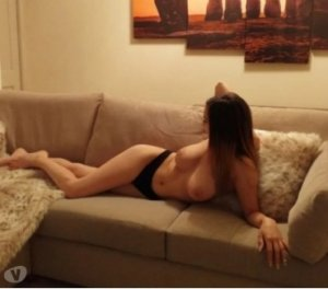 Antoinette sexy escort in Bad Bramstedt